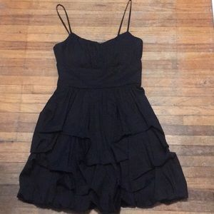 Size 9/10 black dress